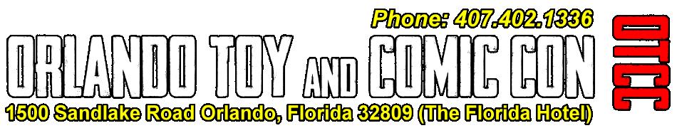 Orlando Toy & Comic Con